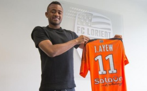 Lorient : Jordan Ayew en colère après ses dirigeants !