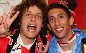 David Luiz déclare sa flamme à Angel Di Maria
