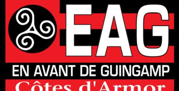 Jimmy Briand officiellement Guingampais