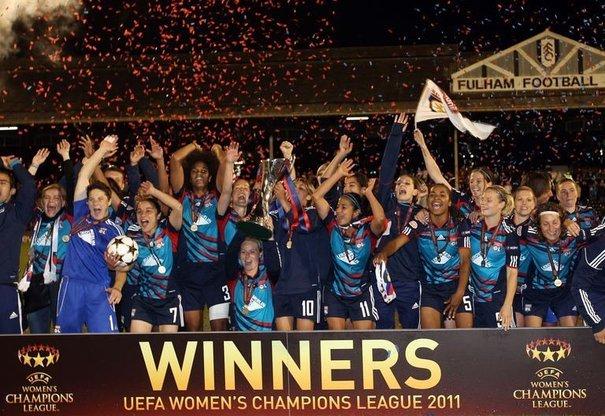 Le football féminin est en plein essor médiatique depuis quelques années. De plus, la France présente l'une des meilleures équipes européennes de ces dernières années, Lyon.