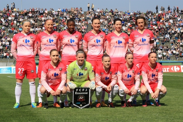 Juvisy : Objectif Champion's League