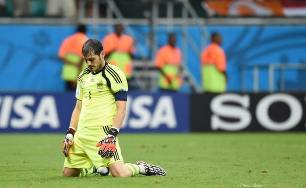 Coupe du Monde : Le fiasco de l'Espagne