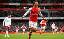Mesut Özil: Le retour fracassant