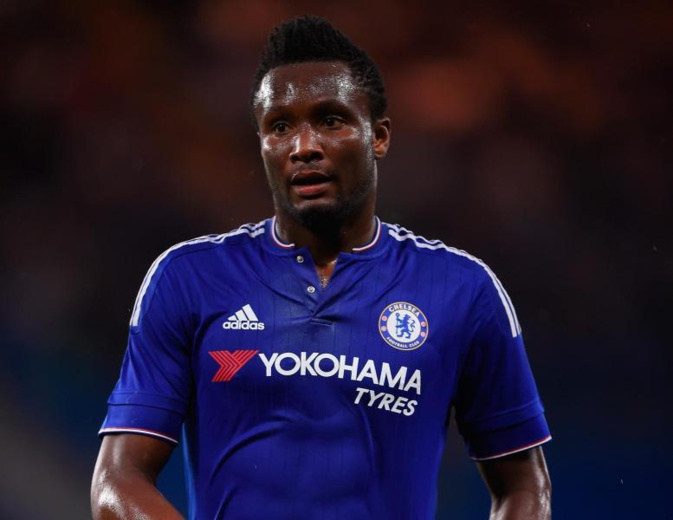 OFFICIEL : John Obi Mikel part en Chine!