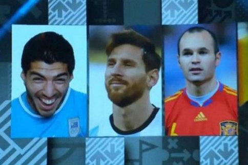 Le sale coup de la FIFA à Luis Suarez