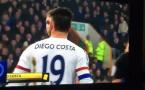 Vidéo : Gros dérapage de Diego Costa !