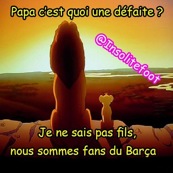 C'est le Barça !!!