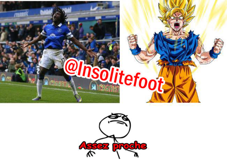 Everton : Romelu Lukaku a encore frappé fort !!!