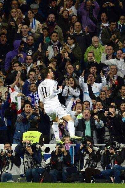 Gareth Bale brille sous le maillot de Real Madrid !!!