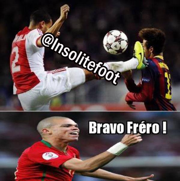 Et Pepe l'apprécie !!!