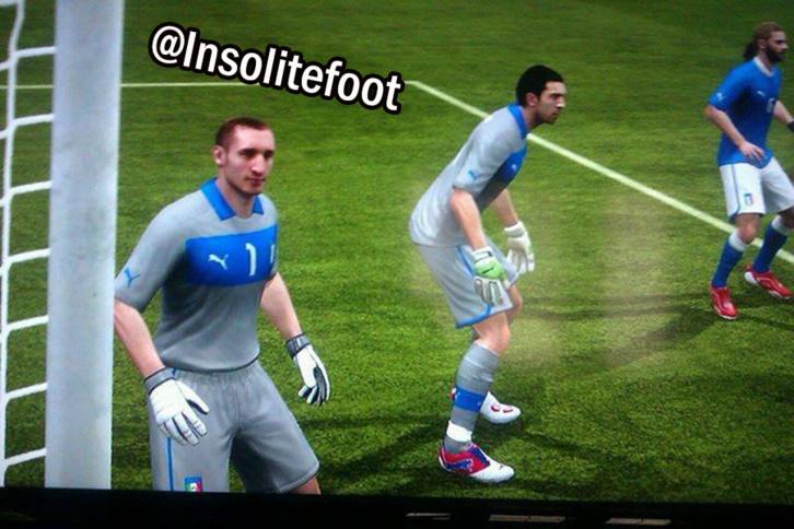 La logique de FIFA !!!