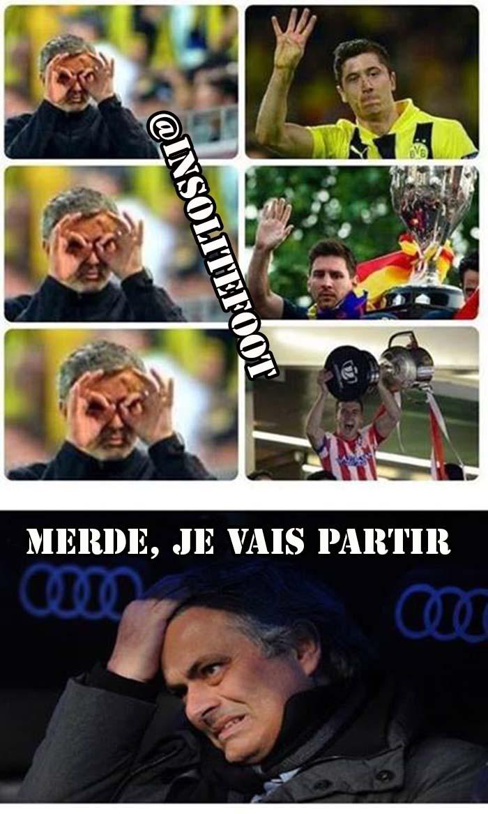 La raison pour laquelle Mourinho a quitté le Real Madrid !