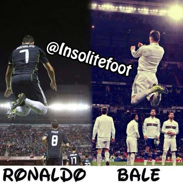Real Madrid : Ronaldo-Bale, Le Duo Magique!