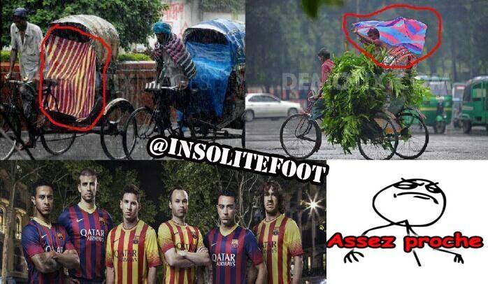 Barcelone est le club le plus populaire au Bangladesh!