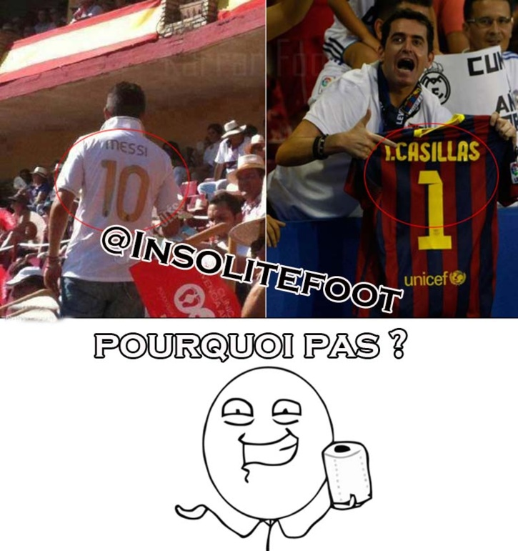 Messi au Real Madrid, Pourquoi pas ?