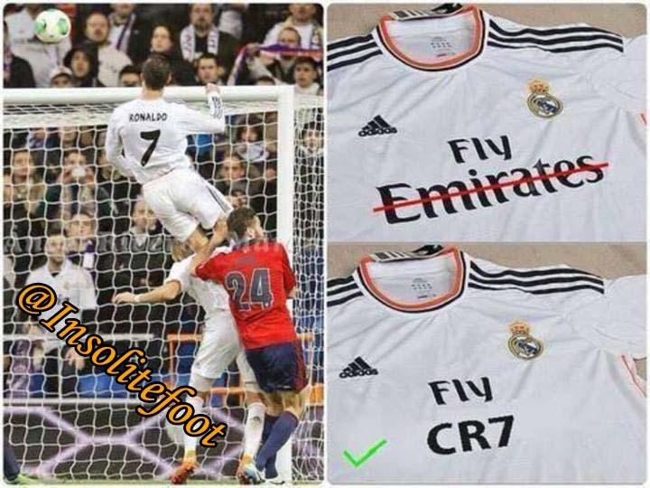 Un nouveau sponsor de poids pour le Real Madrid !