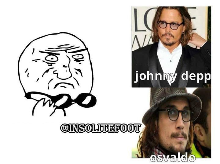 Assez Proche : Osvaldo!!!