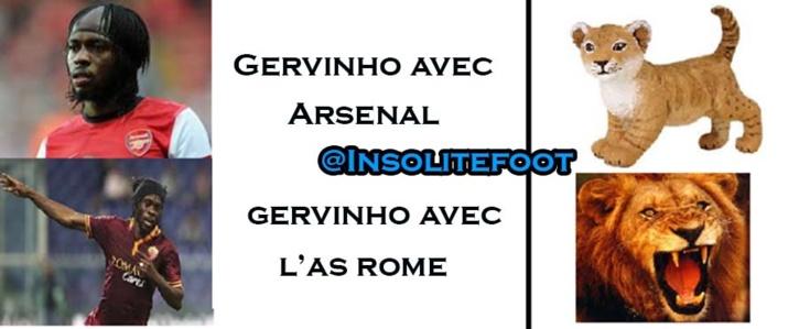 Serie A : Gervinho est un Lion avec Rome !