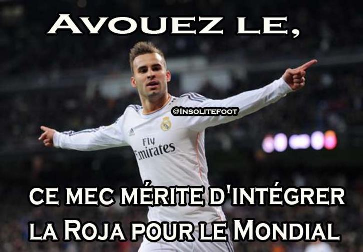 Real Madrid : Jesé Rodriguez plait à Del Bosque!