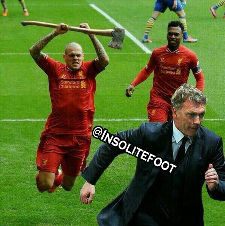 Manchester United : Le pauvre David Moyes!!!