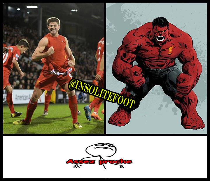 Quand Steven Gerrard offre la victoire à Liverpool