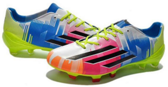 Leo Messi jouera ce soir contre City avec ses nouvelles chaussures !