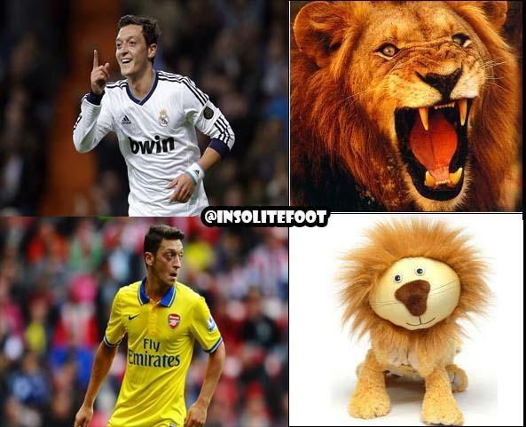 Arsenal : Et si Mesut Özil avait fait le mauvais choix!!!