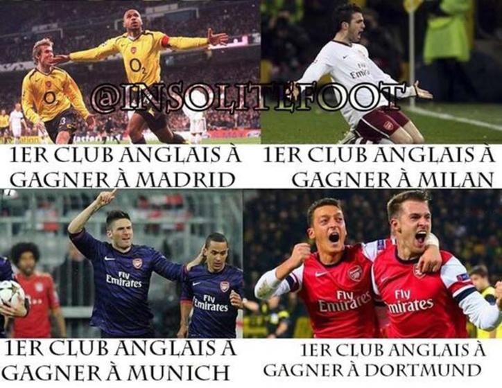 Ligue des champions : Arsenal peut-il le faire ?