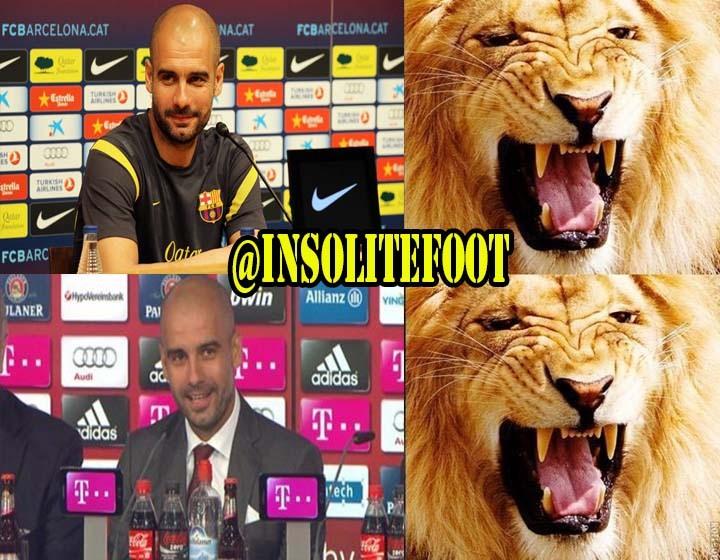 Guardiola, l'entraîneur parfait !