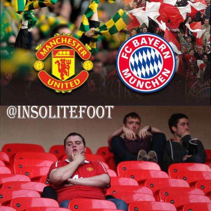 Ligue des champions : Man Utd-Bayern : Le pire tirage pour les Red Devils