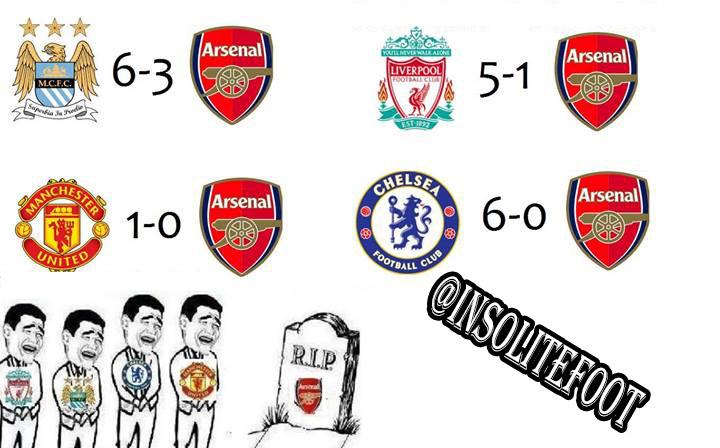 Premier League : Arsenal, la chute libre
