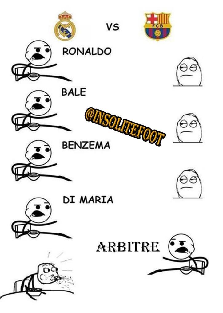 Le Barça est favorisé par l'arbitrage ?