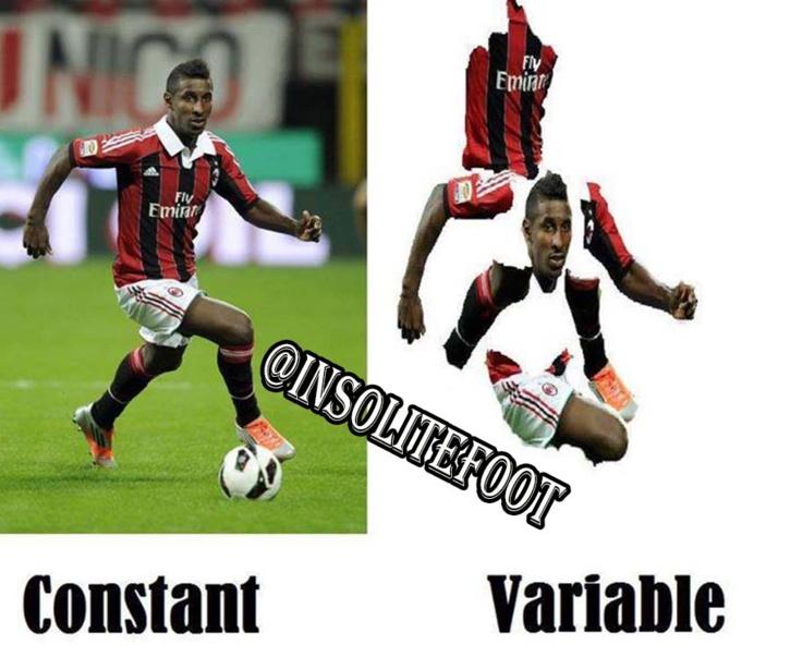 AC Milan : Kévin Constant...Pas toujours constant