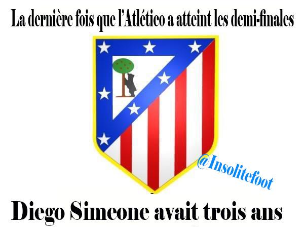 Ligue des champions : Qualification historique pour l'Atlético