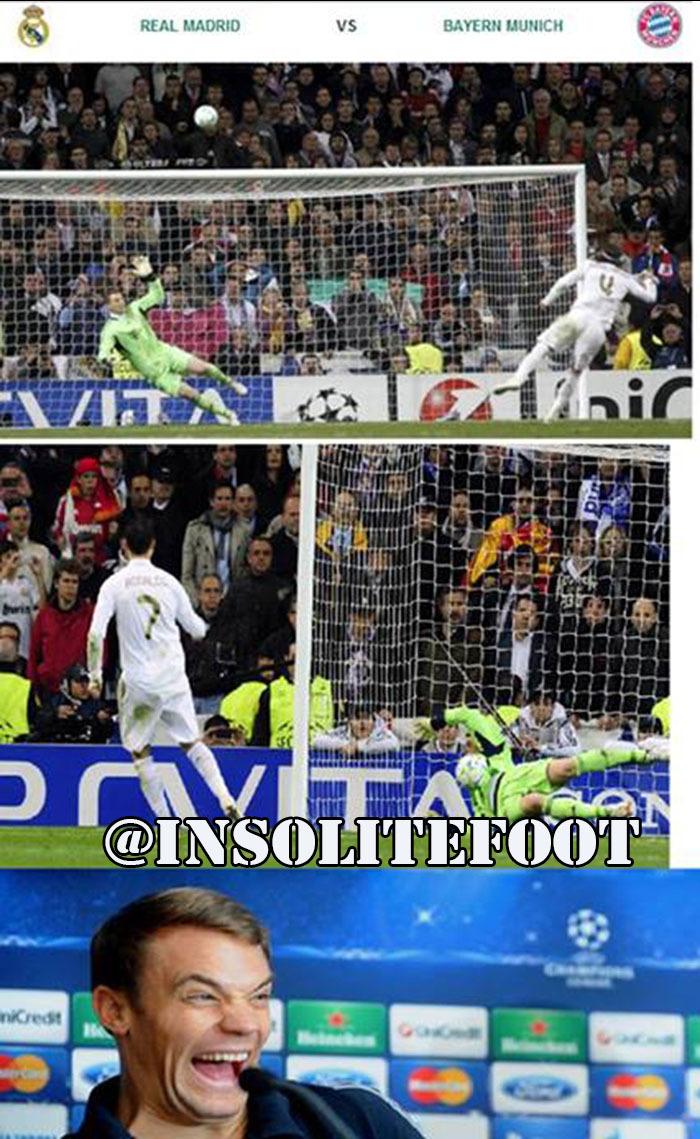 Bayern Munich, mauvais souvenir pour le Real Madrid
