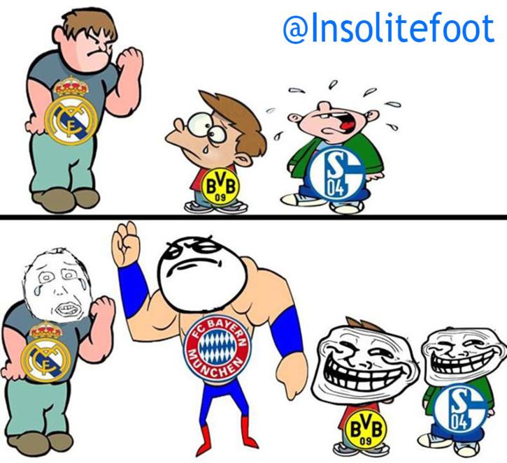 Ligue des Champions : Le Bayern plus fort que le Real ?