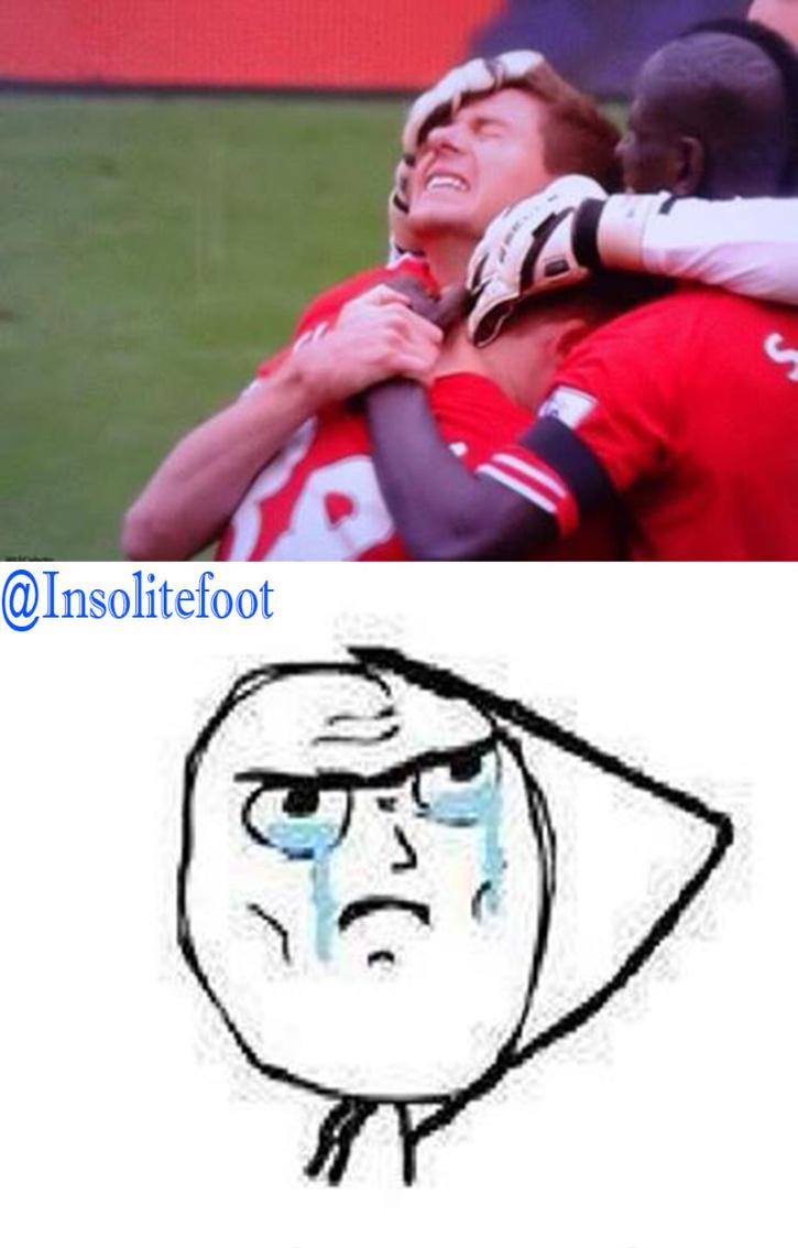 Les larmes de Steven Gerrard après Liverpool-Manchester City