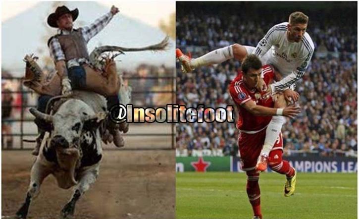 El Matador Sergio Ramos!!!