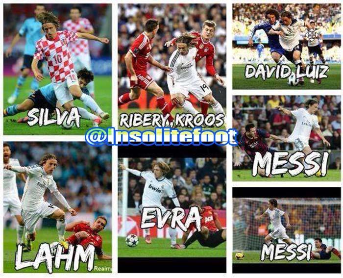 Real Madrid : Luka Modric, l'Iniesta merengue !!!
