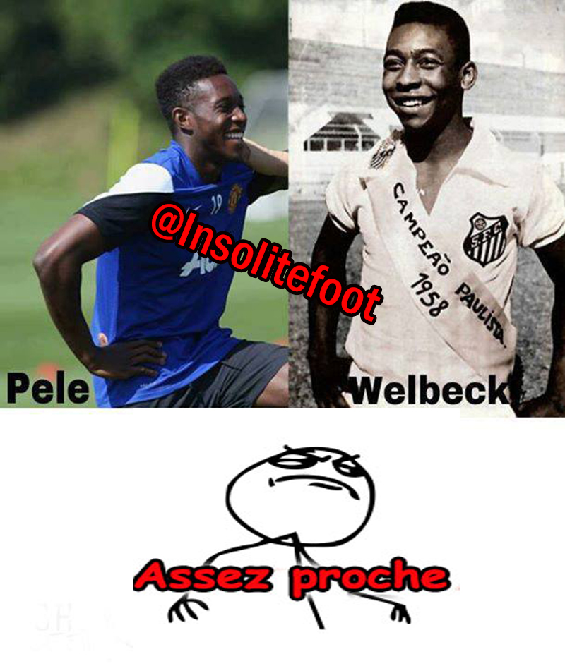 Assez Proche : Welbeck !!!