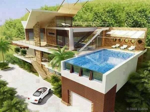 Découvrez la nouvelle maison de Cristiano Ronaldo !!!