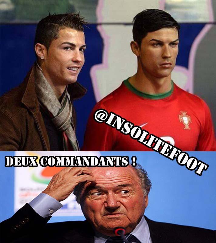 FIFA : Blatter, le pauvre !