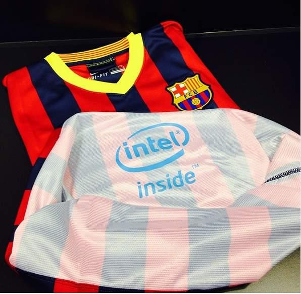 Le FC Barcelone obtient 18 millions d'euros pour un sponsor sous le maillot