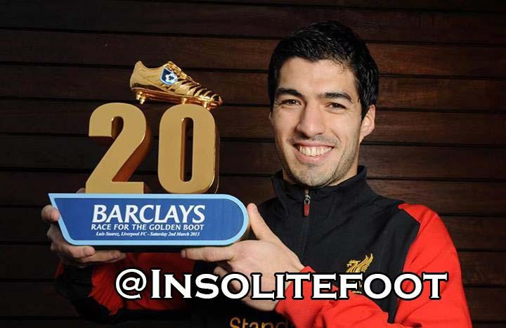 Premier League : Suarez signe son 20e but de la saison