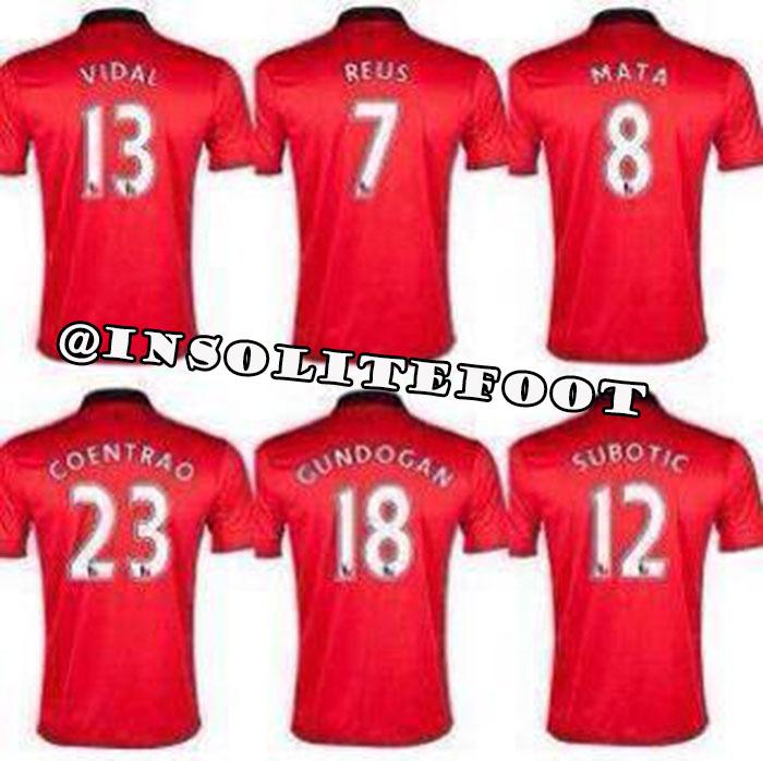 Manchester United toujours aussi gourmand pour son mercato!!!