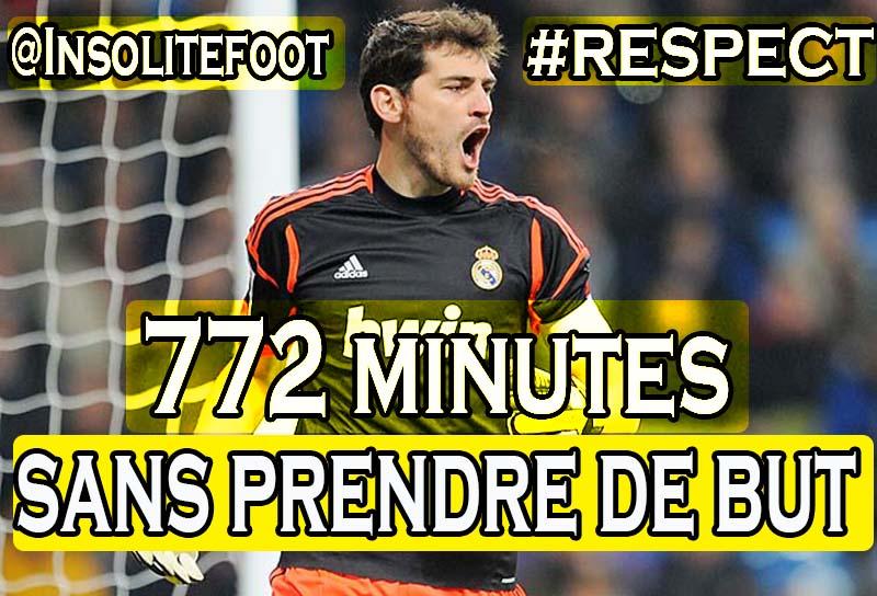 Liga :  Nouveau record pour Casillas