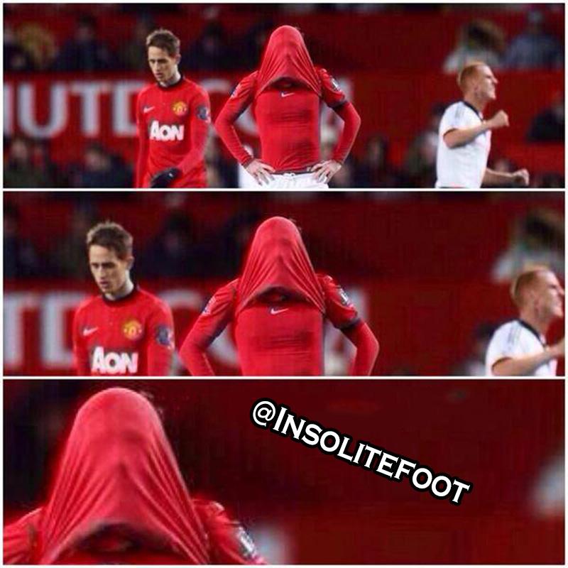 Manchester United : La réaction de Juan Mata après le match nul face à Fulham!!!