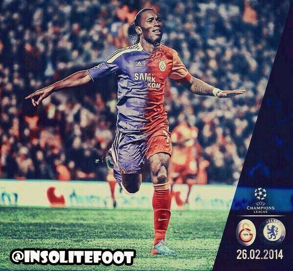 Ligue des champions : Retrouvailles entre Didier Drogba et Chelsea