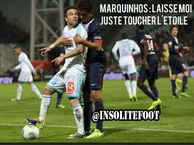 PSG : Marquinhos trollé !