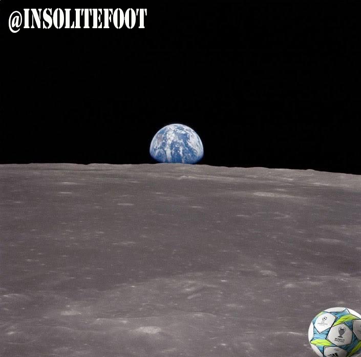 ENFIN!!! Le ballon tiré par Sergio Ramos a été retrouvé !
